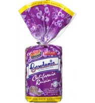 Bread California Raisin 400g