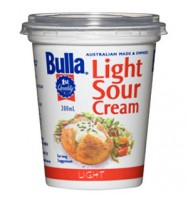 LIGHT SOUR CREAM