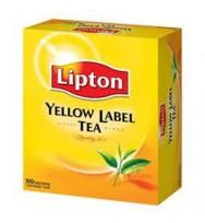 TEA BAG LIPTON 100'S