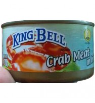 CRAB MEAT IN CAN