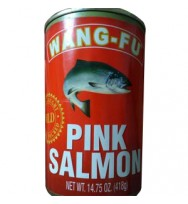 PINK SALMON IN CAN