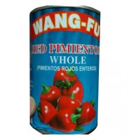 RED PIMENTOS IN CAN