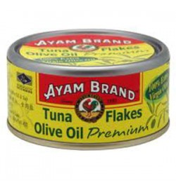 TUNA FLAKES IN OIL