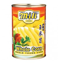 WHOLE YOUNG CORN 400G