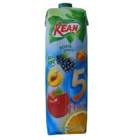 Juice Mix Fruit 100% 1Lt